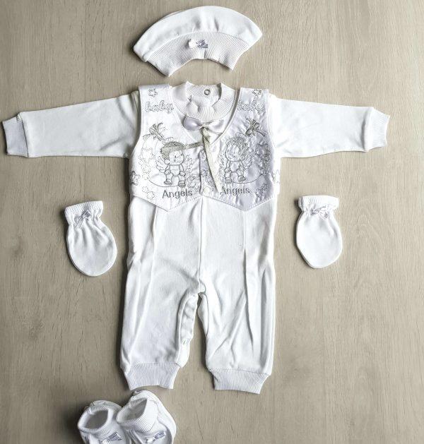 83d6d2460521 ANGEL – oblečenie na krst